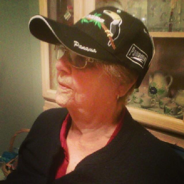 My grandma is more gangsta than your grandma, 98 years old and still hardcore #ganstagrandma #trueog instagrandma #Loveism